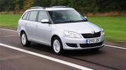 Прокат авто Skoda Fabia Wagon от $10 в сутки