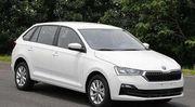 Прокат авто Skoda Rapid от $10 в сутки