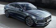 Прокат авто Hyundai Sonata от $12 в сутки