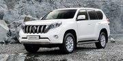 Прокат авто Toyota Land Cruiser 150 Prado от $15 в сутки