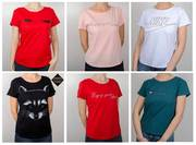 Женские футболки,  свободный крой