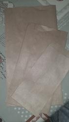 Салфетки и крафтовые пакеты от производителя с логотипом Вашей компани