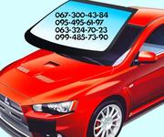 Переустановка лобового заднего стекла Киев сервис замены автостекол
