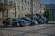 Аренда Авто в Киеве c Водителем или Без - Бизнес,  Премиум,  Внедорожник