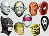 Карнавальные маски Шрек,  Человек Паук