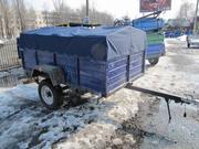 Прицеп для легкового автомобиля ПА-004 (Бобер) грузовой