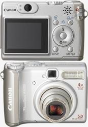 Продам фотоаппарат Canon Powershot A 530