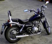 Мотоцикл Honda Rebel (
