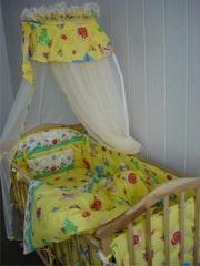 Спальные комплекты в кроватку (посте
