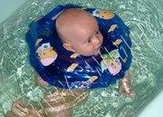 Продам круги на шею для купания детей от 0 до 2-х лет
