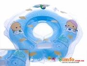 Круг для купания и подушка-воротник для купания